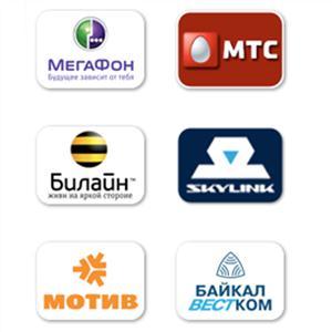 Операторы сотовой связи Урая